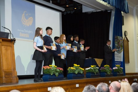 Year 7-8 Awards Evening 2017 -14