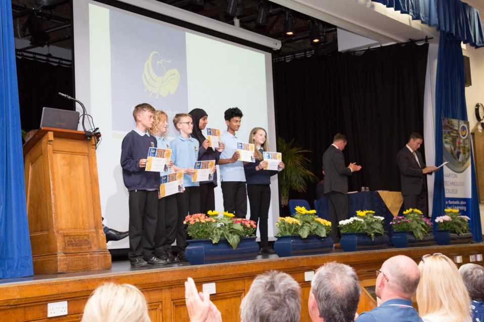 Year 7-8 Awards Evening 2017 -25
