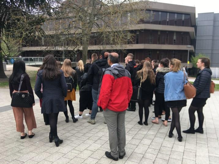 Durham University visit - April 2019 -1