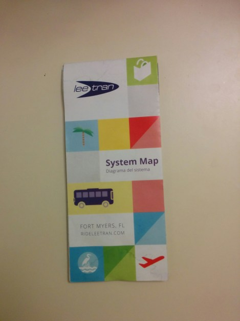 System Map.