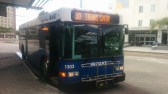 Here's #1303 at the Marion Transit Center, running Route 30. Photo Credit: HARTride 2012.
