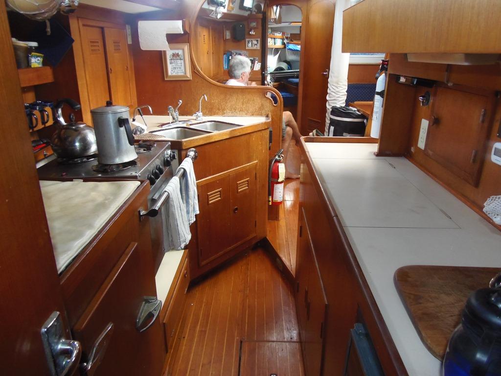 Galley Tips And Recipes Harts At Sea