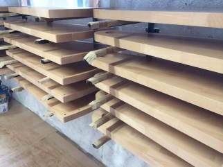 Beech 40mm Elite Stair Treads