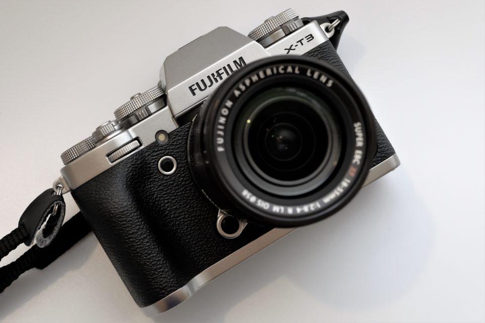 X-T3+XF18-55の写真