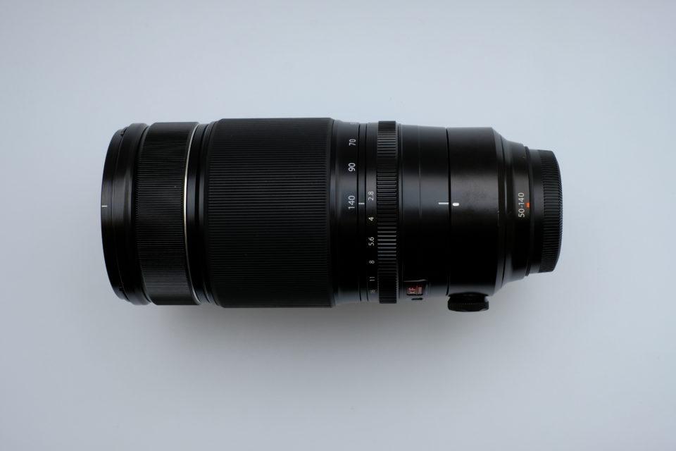 XF50-140mmF2.8 R LM OIS WR 写真