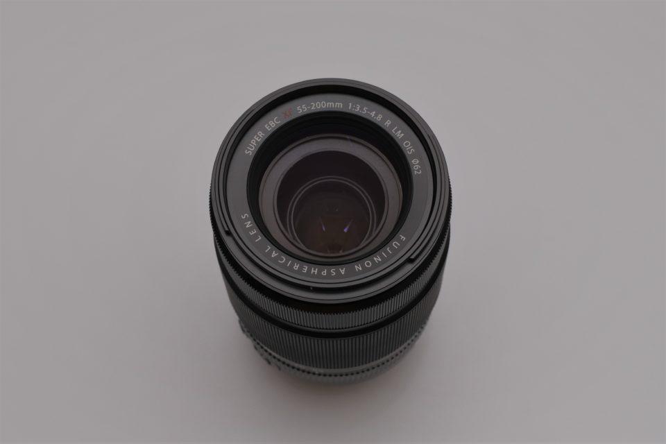 XF55-200 外観 フィルター径