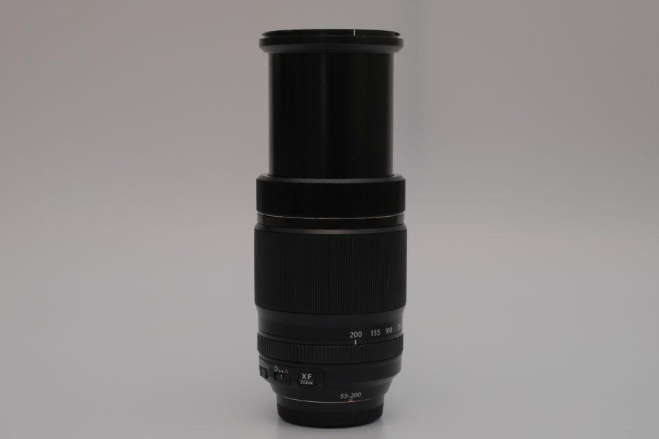 XF55-200 外観 写真 ブログ