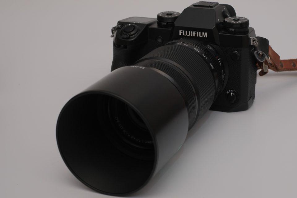 XF55-200 X-H1 ブログ