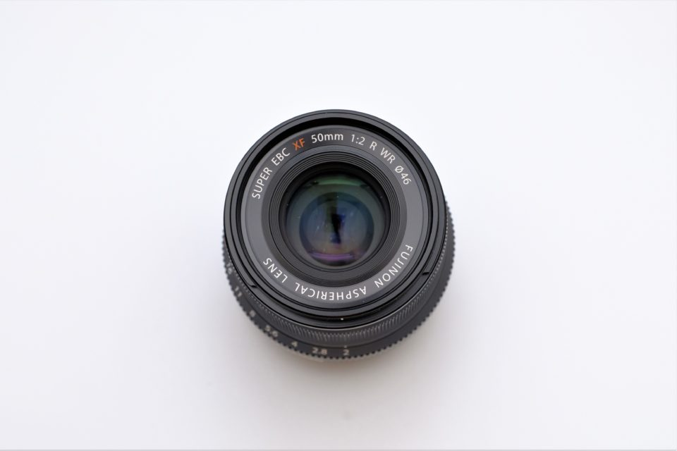 XF50mm F2 R WR フィルター径