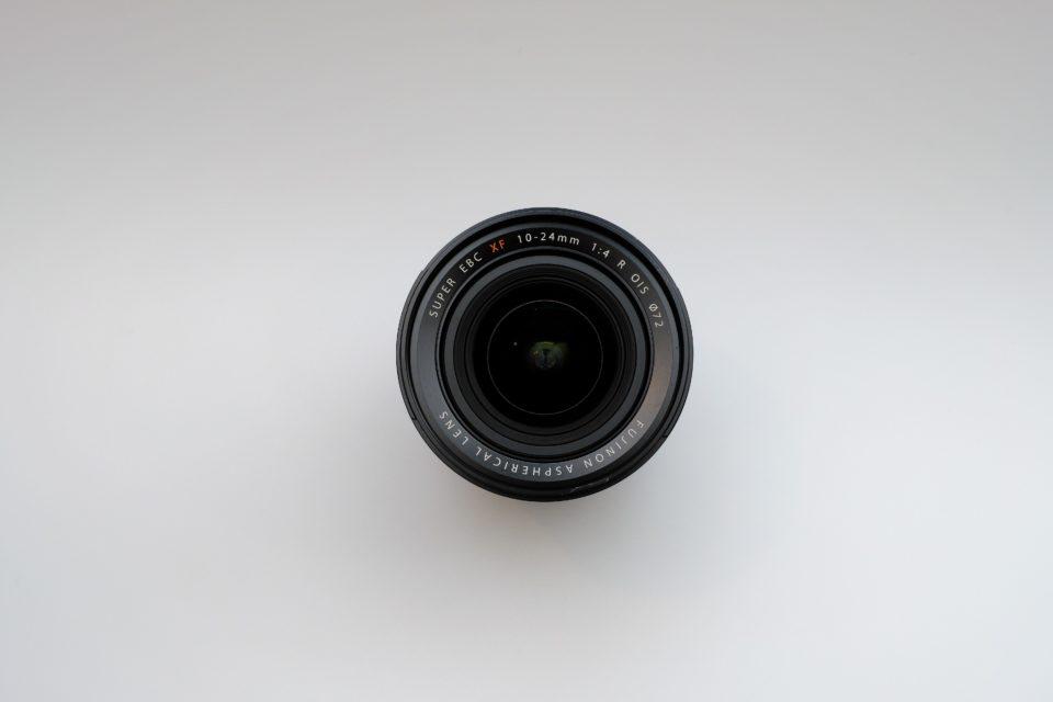 XF10-24mmF4 R OIS レビュー 外観