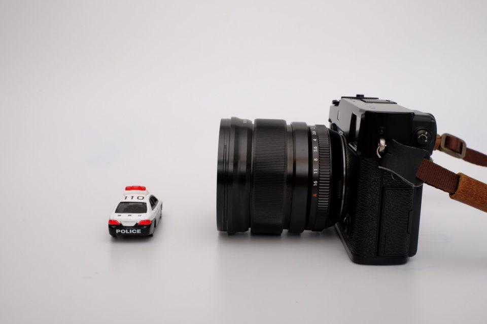 XF16mmF1.4 R WR 最短撮影距離