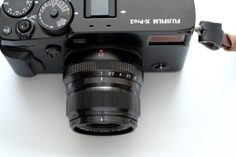 XF23mm F2 X-Pro2 ブログ