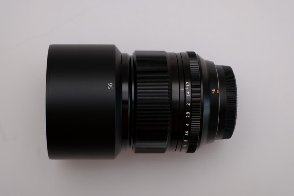 XF56mm F1.2 R フード