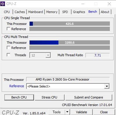 LITTLEGEAR CPUZ Ryzen 5 2600