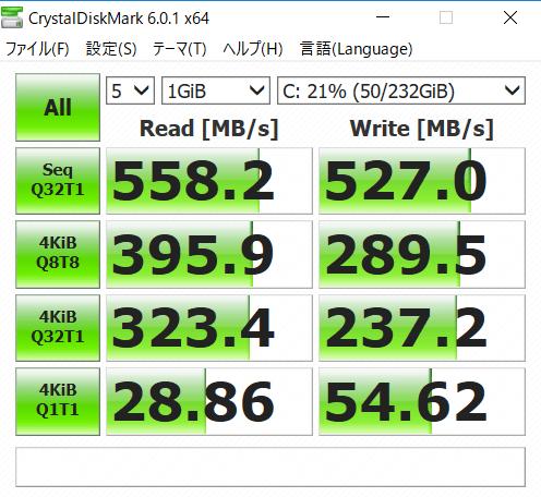 SSD 速度