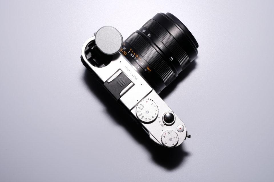 Leica X Vario シルバー 写真