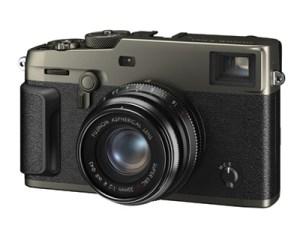 X-Pro3 外観写真