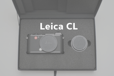 Leica CL,ブログ,買った,購入,レンズキット