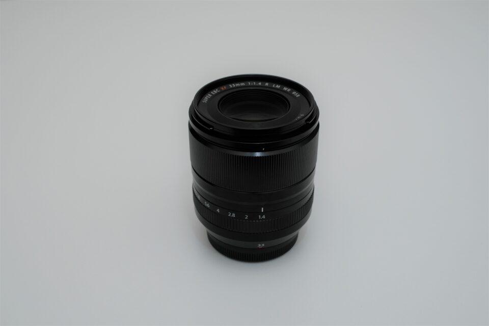 フジノンレンズ ,XF33mm F1.4 R LM WR,xf33f1.4,開封,購入,ブログ,感想,レビュー,比較,価格