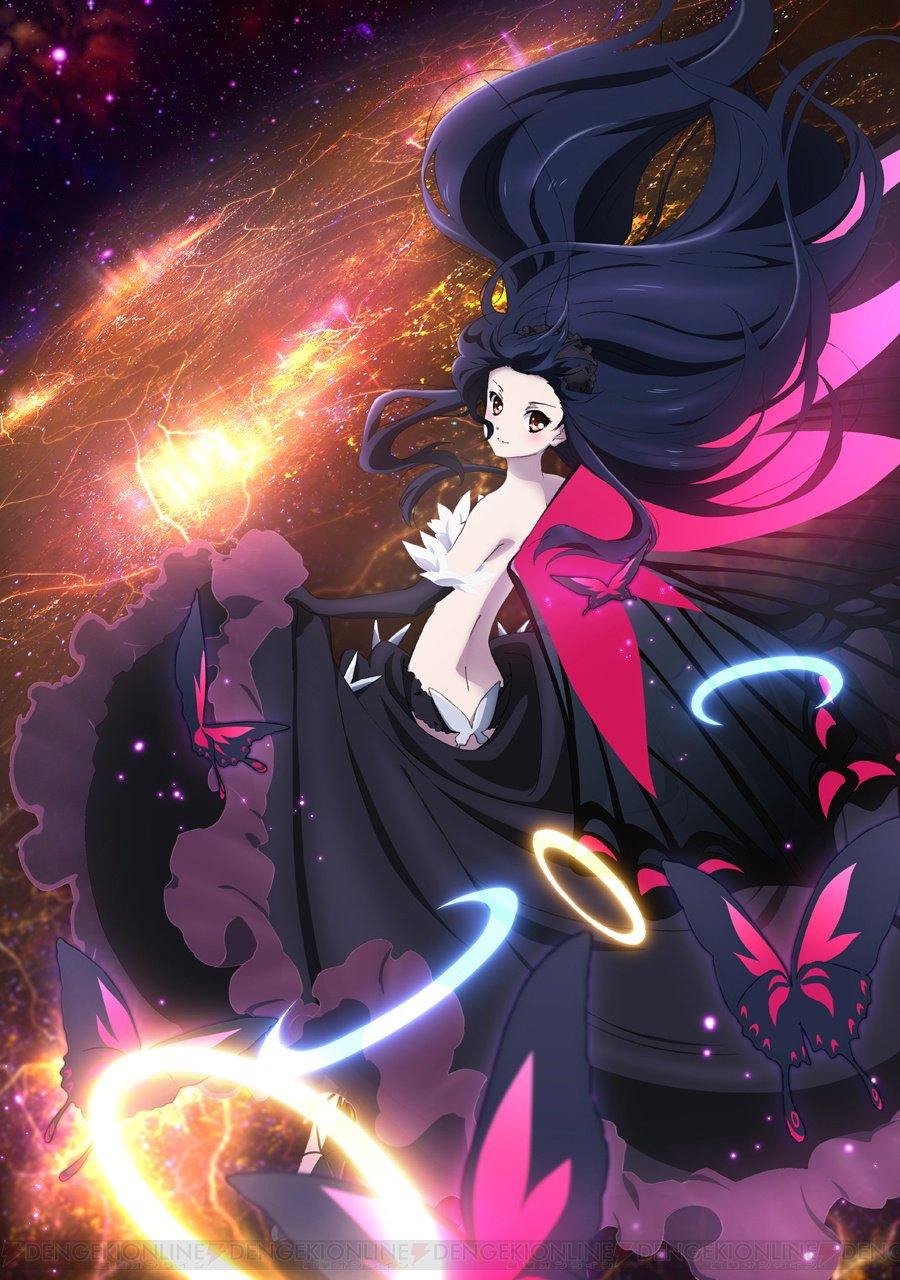 Accel World Infinite Burst Anime Film Premieres July 23