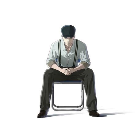 Ajin TV Anime Character design 3