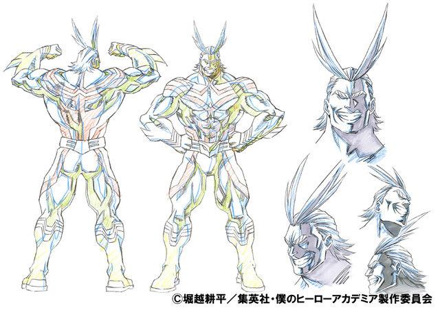 Boku-no-Hero-Academia-Anime-Character-Design-All-Might