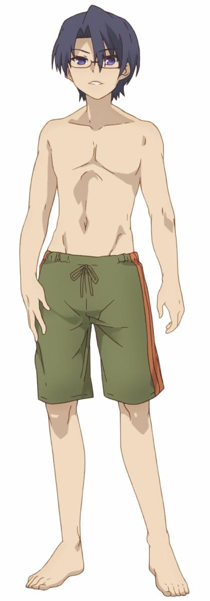 Fate-kaleid-liner-Prisma-Illya-2wei-Herz!-Character-Design-Swimsuit-Issei-Ryuudou