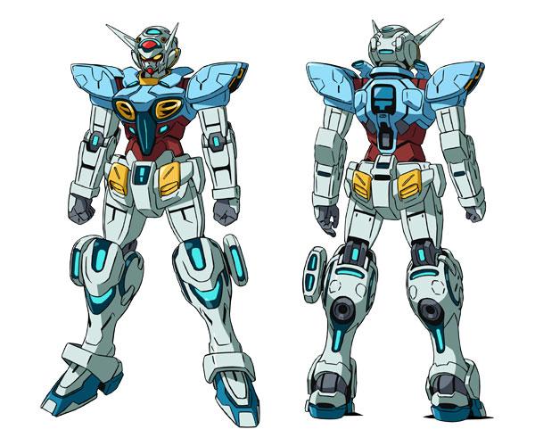 Gundam G no Reconguista Mecha Designs G Serufu Gundam: G no Reconguista Visual, Video, Character Designs, Mech Designs and Cast Revealed