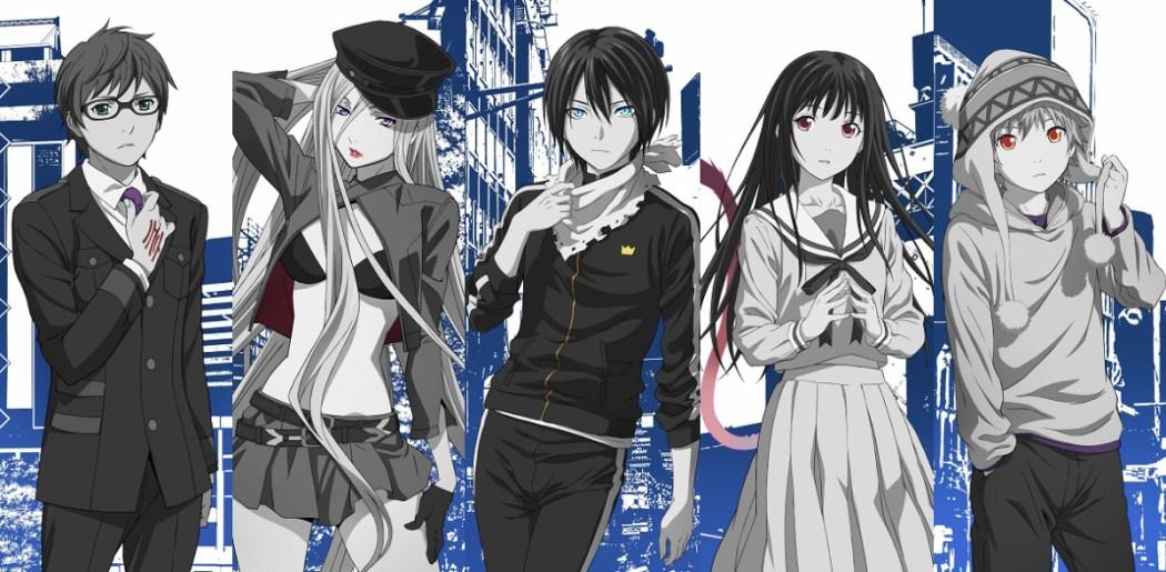 Noragami 2nd Season Visual Revealed
