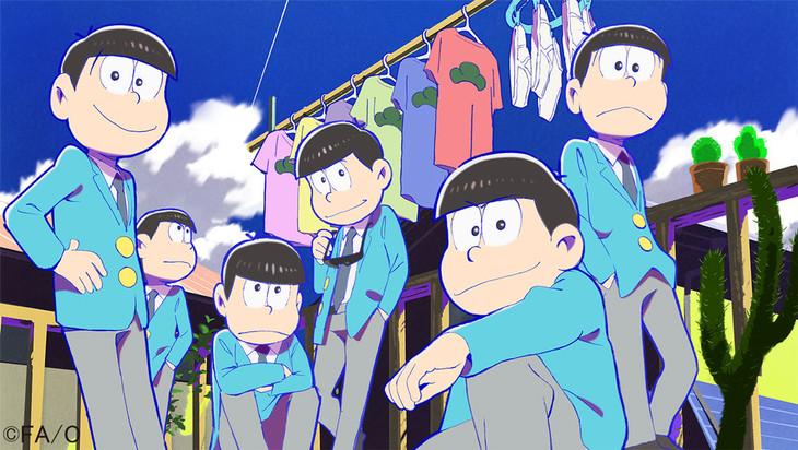 Osomatsu-san Anime Visual