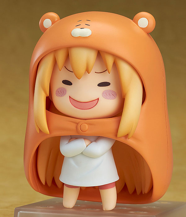 Umaru Teaches You How to Procrastinate in a Moe Fashion Himouto! Umaru-chan anime nendo 004
