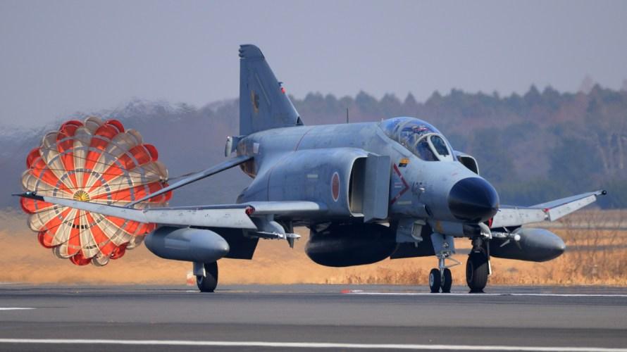 歴戦の老兵・F-4 ファントムⅡ
