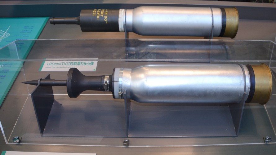 装甲を貫く戦車砲弾。実はあの大手エアコンメーカーが製造元。