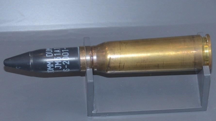 拳銃弾がライフルより大口径なのは何故?銃弾・弾丸の基礎知識