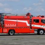 【独り言】消防のレッドサラマンダーは凄い装備か、無駄な装備か