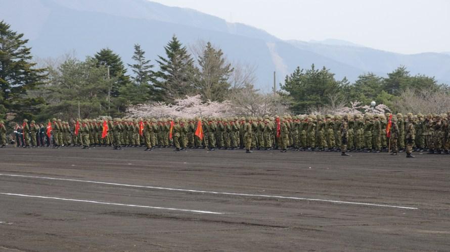 自衛隊の迷彩服や制服。隊員は何着持ってる?