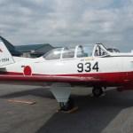 初等練習機T-5・T-7。脈々と受け継ぐメンターの系譜。