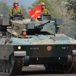 これは戦車じゃない?戦車と似てるけど違う自衛隊車両①