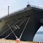 【雑学】護衛艦の艦名や番号を描く位置の決まりごと