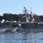 """同じ""""トン""""でも大違い。軍艦と民間船の""""トン""""の違い。"""