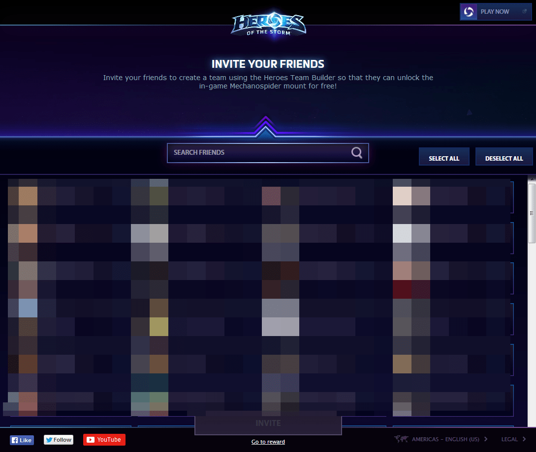 Team Builder Heroesofthestorm