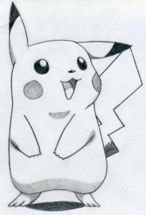 easy drawing drawings draw beginners pencil sketches sketch pikachu bored try cool harunmudak beginner pokemon concentration improve cartoon archzine 1001