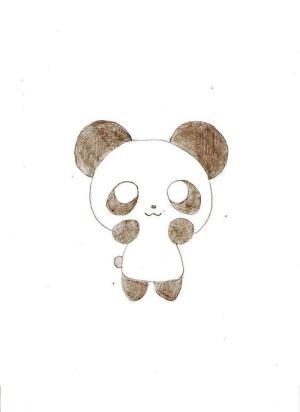 draw things easy bored drawings cool pencil drawing sketch simple amazing anime panda 1001 improve harunmudak hand paper