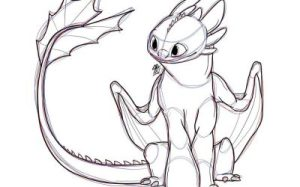 dragon easy drawing draw harunmudak dragons
