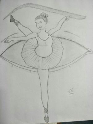 sketches easy beginners simple draw sketch drawings drawing harunmudak draws