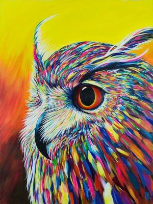 acrylic easy painting aesthetic paintings harunmudak