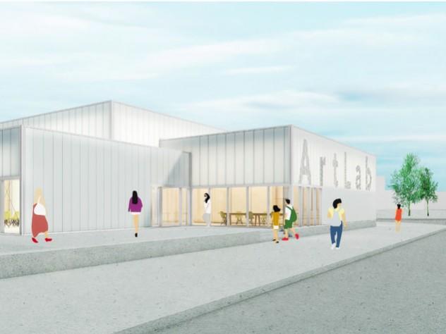 plans for allston artlab