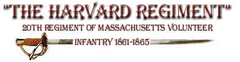 Harvard Regiment Banner