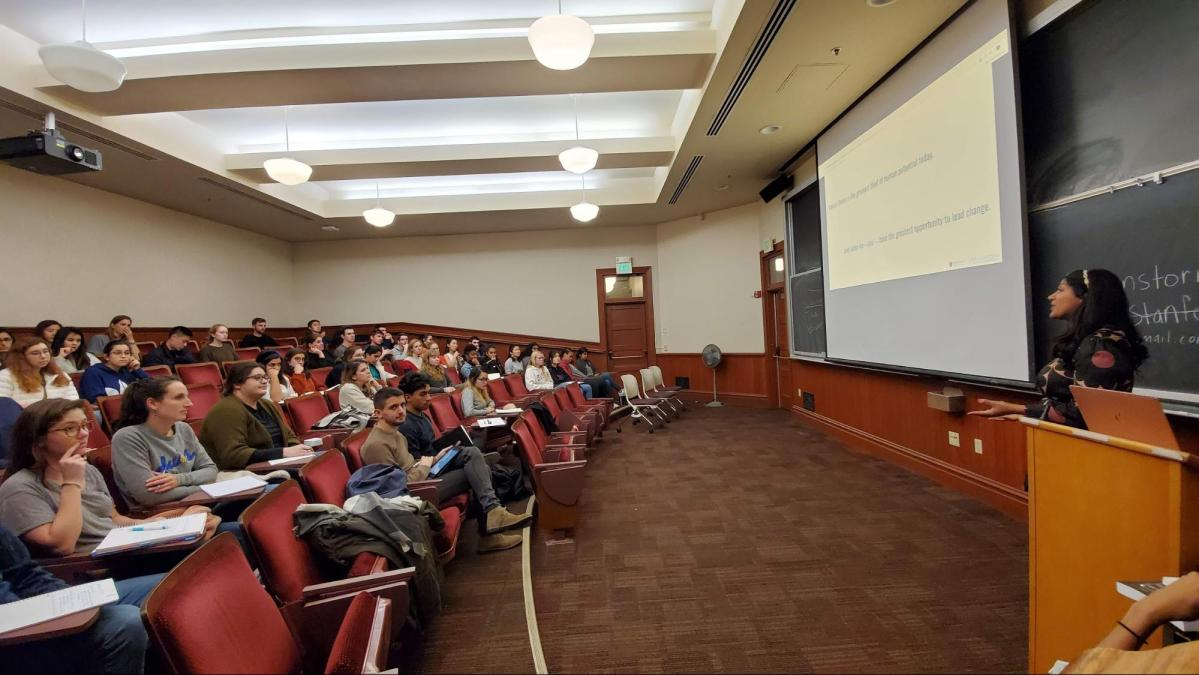 Stanford Brainstorm Presents America's First Mental Health Innovation Course
