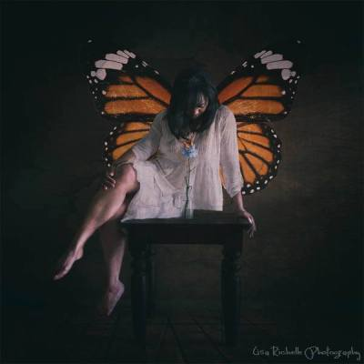 """Photo: """"Monarch"""" by Lisa Richelle Fine Photography (2014)."""